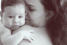 szülés után