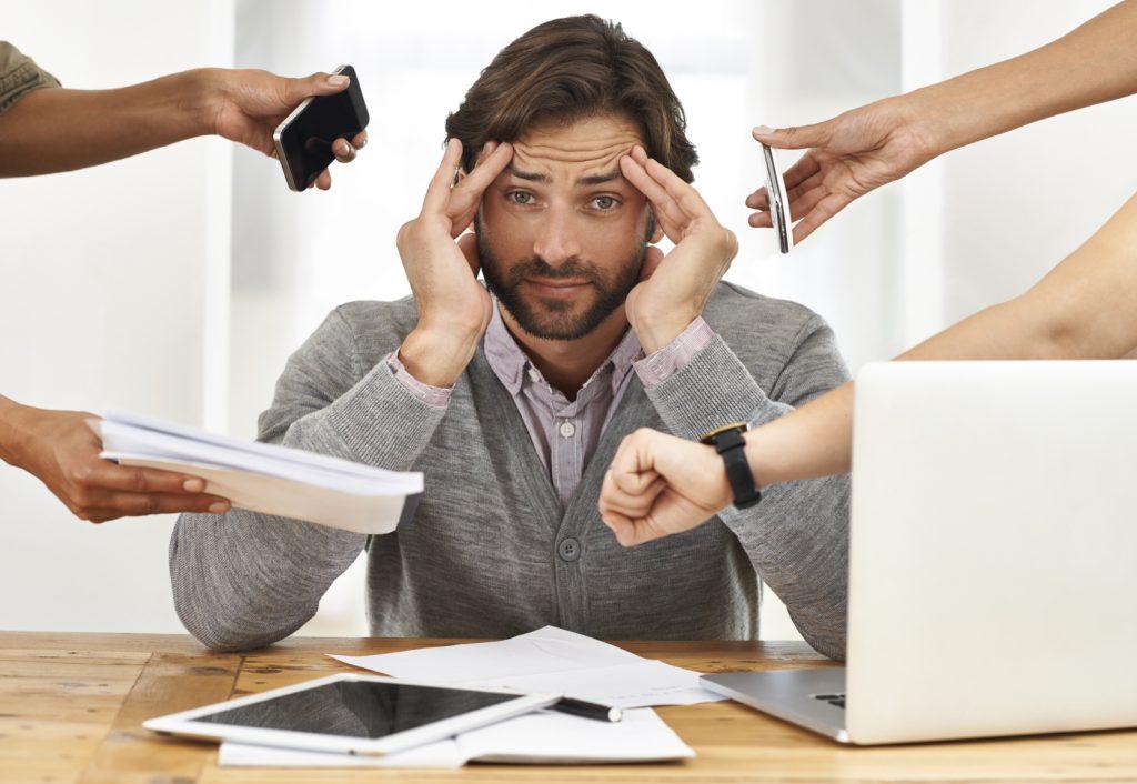 Így rombolja testedet a stressz